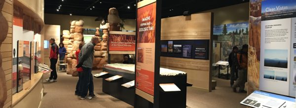 Visitor Center – Experience New Exhibits