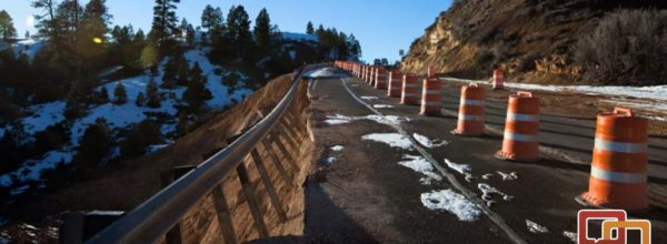 Bryce Canyon National Park open to visitors while road work continues