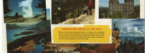 Railroads and Southern Utah's National Parks